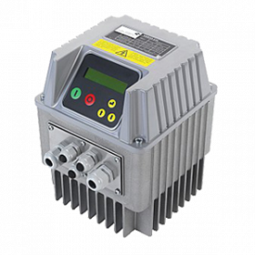 Speed Control - Pump Station Variable Speed Drives