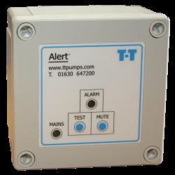 high or low liquid level warning alarm