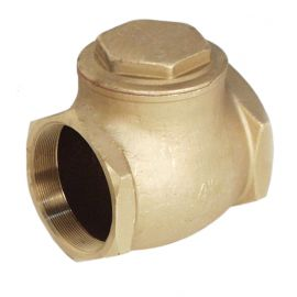 Image for Brass Swing Check Valve