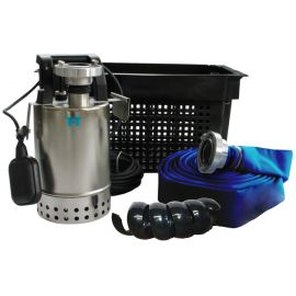 Submersible Emergency Dewatering Set