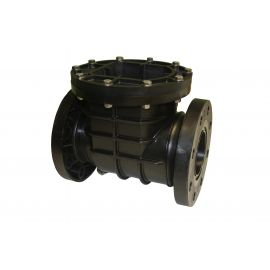 Swing Check Valve to Prevent Reverse Flow