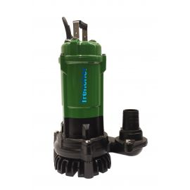 Trencher - Portable contractors pump with built-in agitator