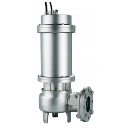 DRY large stainless steel drainage pump