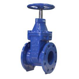 Resilient seat gate valve, DN50-DN300, PN16, EN558-2-S14