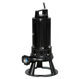 GRN fitted with PZS/9024.007 pump stand