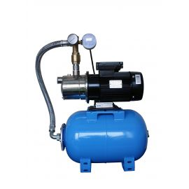 Booster Set with stainless steel pump and 24l tank