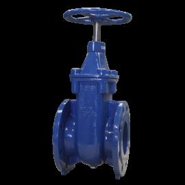 Metal seat gate valve, DN50-DN300, PN16, EN558-2-S14