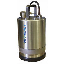 Stainless Steel Submersible Pump - Puddlepal Range