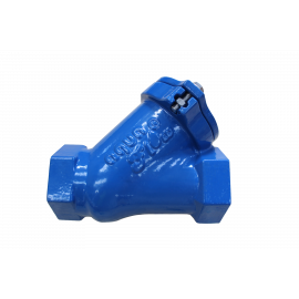 Ball check valve, DN25-DN300, PN10, sinking ball