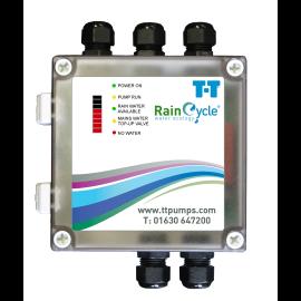Raincycle rainwater harvesting controller
