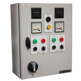 Standard DOL/ASD Control Panels for single or dual motor control