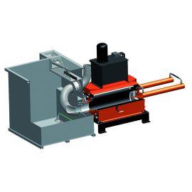 PLD piston pump designed for high density fluids