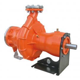 PTO horizontal centrifugal chopper pump