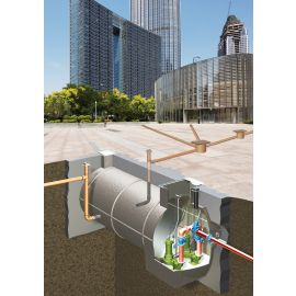 XL & XXL Planet®  Range of Package Pumping Stations