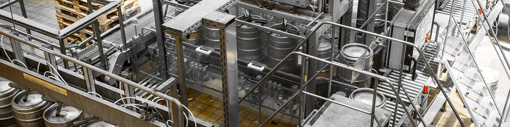 Brewery and Food Processors