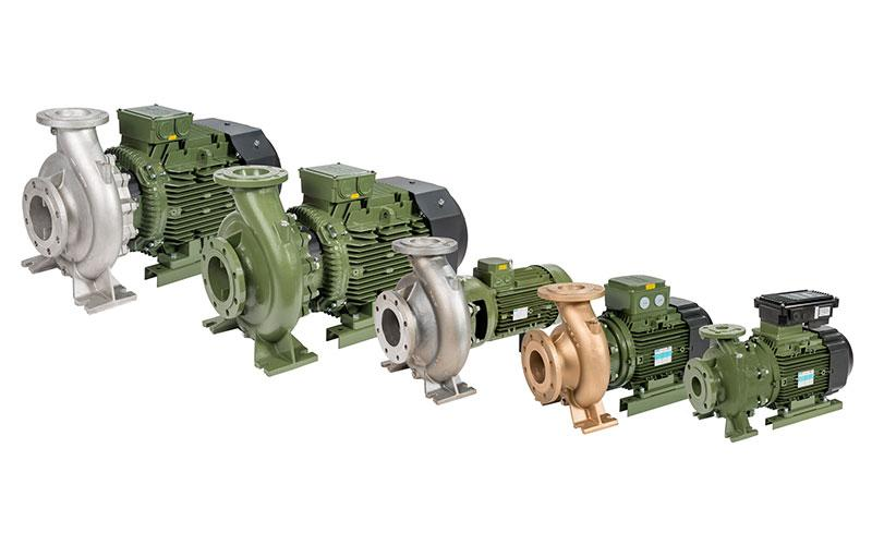 Proud to Be the Sole Agent for SAER Pumps in the UK