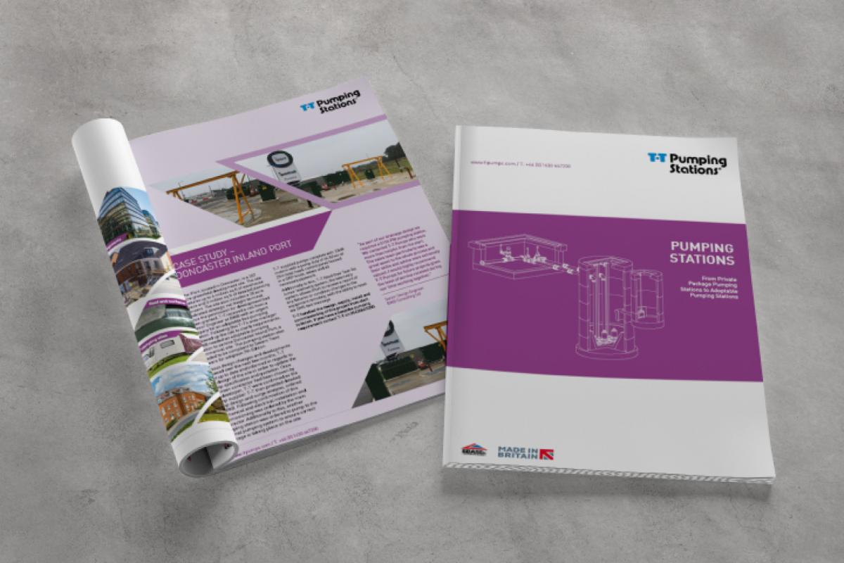 Our New Pumping Stations Catalogue Has Arrived!