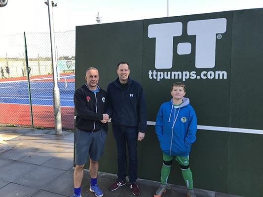 Tennis Club goes from strength to strength with help from T-T
