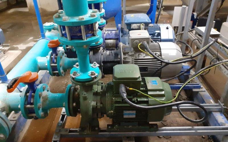 Emergency Pump Replacement For Eric Wright Water