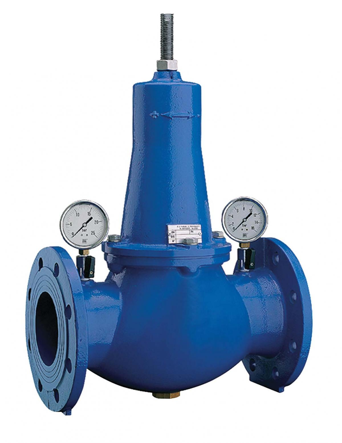 New pressure reducing valve from T-T Flow