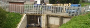 2006 - EAST BUTTERWICK STAYS IN SAFE HANDS WITH T-T PUMPS