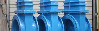 Aquaflow Valves Supply over 250 Valves to Crossness Sewage Treatment Works