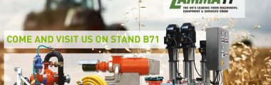 Come and Visit T-T at Lamma 2017 Show