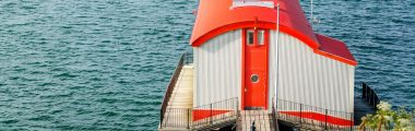 Grand Designs Tenby Lifeboat Station - Pumping System
