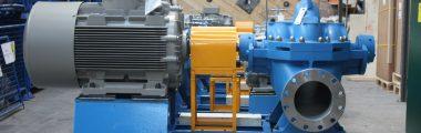 Power Station, The Middle East - Split-Case Pumps