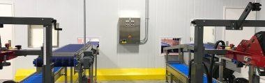 Bakkavor, North Carolina - Bespoke Control Panels