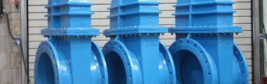 Belle Greve Pumping Station - Gate Valves