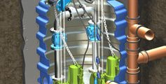 T-T INSTALLS A PACKAGE PUMPING STATION INTO THE FOOD INDUSTRY