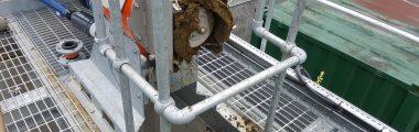 Prosiectslyri Project, North Wales - Slurry Separator