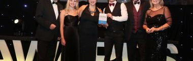T-T Win Let's Talk Apprentices Award Cheshire Business Awards!