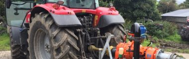 High Performing and Efficient Farm Slurry Spreading