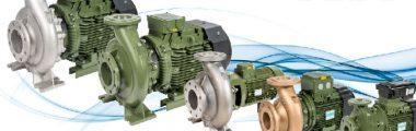 Introducing the New SAER IR Pumps Range