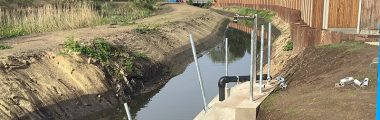 Essential Pumping System for Lowestoft's Flood Risk Management Project