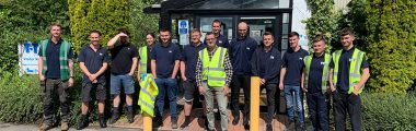 Happy Retirement to Steve Millward: Supporting Our Apprenticeship Scheme for 18 Years