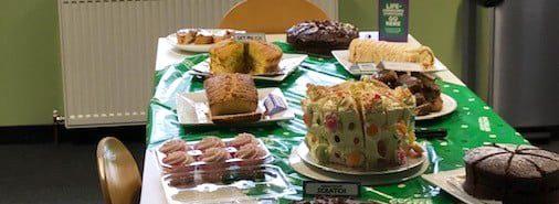 Over £220 Raised Through Macmillan Coffee Morning