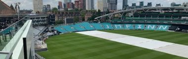 TT Pumps Score a 6 at the Oval with Zenit Pumps